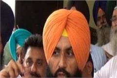 simarjeet singh bains apeak against akali and aap