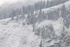 kullu snowfall