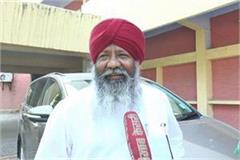 mp charanjit singh rori cant bring any big project in sirsa