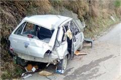 6 injured in car accident