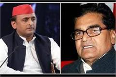 akhilesh defended the statement ramgopal