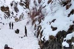 13 days after found dead in glacier