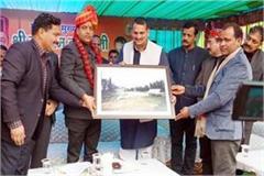 cm jayaram gave gifts of crores to nachan