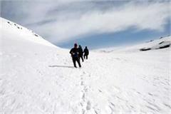 steps started in rohtang pass
