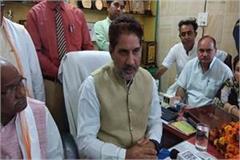 subhash barala said congress is sinking ship