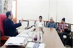 when mla and hospital administration face to face about death certificate