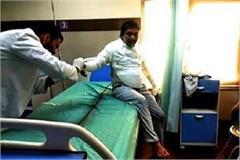 haryana hindi news hot oil attack on prisoner in karnal district jail