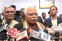 cm khattar replied to cm arvind kejriwal on his tweet