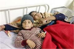 health deteriorated of 24 people eating food in bhandara admit in hospital
