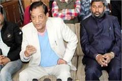 congress veteran leader afraid of fight elections  kishan kapoor