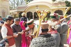 shimla vikramaditya singh marriage rituals start