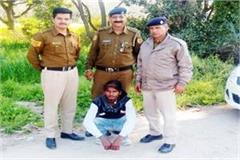 pawata sahib atm robbery efforts accused  arrest