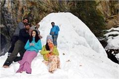 anjani mahadev shivaling more than 35 feet after decades