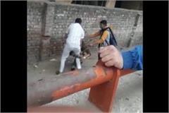 cheater beaten police for cheating in gohana sonipat