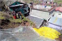 landslide in kullu