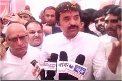 kuldeep bishnoi aimed on chaudhary birender singh