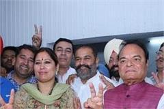 sushil rinku and santokh chaudhary