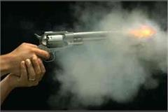 24 year old man fires from bullets due to enmity died on the spot