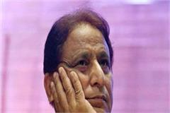 dispute over statement pain of azam khan