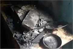 death of three innocent people in badaun tv blast