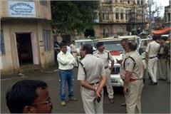 high alert in gwalior