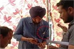 sukhbir badal rally video viral