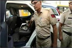 25 lakh cash recovered by car in panipat