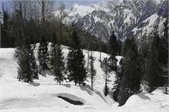 heavy snowfall in gulabas