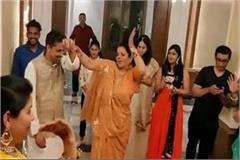 video of dance with imran masood s wife viral