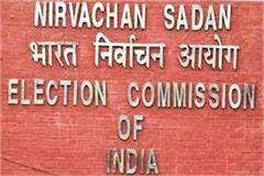 election commission s ban on advertisement is a big blow to the congress