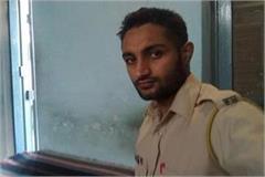 police man killed in ambala