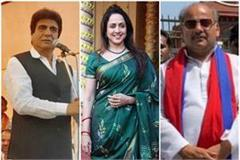 polling for second phase hema malini rajbabber will decide the political