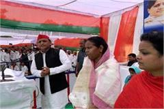 akhilesh spoke in hardoi