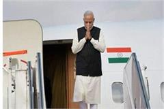 pm modi spent 5 years on air trips 443 4 crores