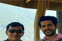 bollywood star manoj joshi reached manali on film shooting