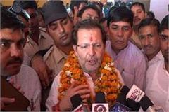 candidate arvind sharma says no one can stand in front of nationalism