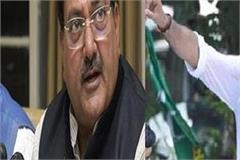 in the announcement of the lok sabha seat the uncle will kill the nephew