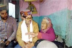 110 year old shadi devi ready for voting