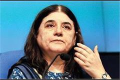 congress leader passed away maneka gave devotion