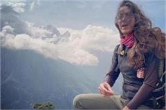 rekha climbed world s dangerous mountain range imza