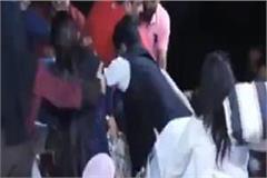 bjp spokesman and muslim leader during a debate on tv channel