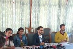 pangi tunnel struggle committee will boycott the lok sabha election