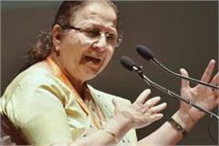 sumitra mahajan spoke  the age of retirement