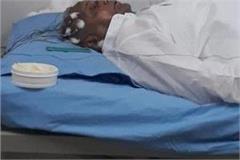sp patron mulayam singh yadav hospital recruited