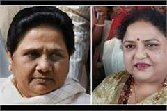 anupama jaiswal says mayawati scared