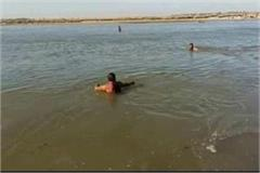 three teenagers drowned in yamuna one died one disappears