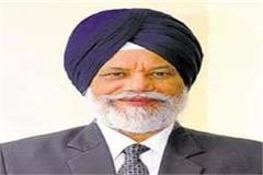 akali dal candidate surjit singh rakhra political journey from patiala