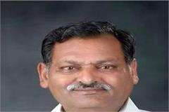 jagan prasad garg dies of mla noise wave in bjp