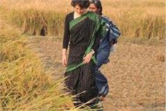 yogi minister challenged priyanka
