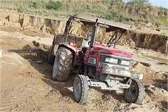 penalty imposed on illegal mining and using polythene